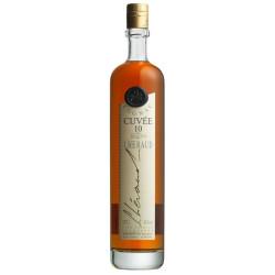 Cognac Lhéraud Cuvée 10 Fine Petite Champagne 70 cl. - 42% Frankrig