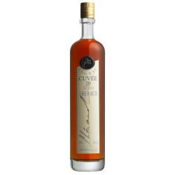 Cognac Lhéraud 20 års Fine Petite Champagne