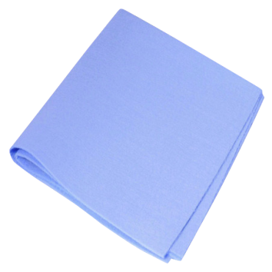 Karklud uden microplast blå  20 stk.