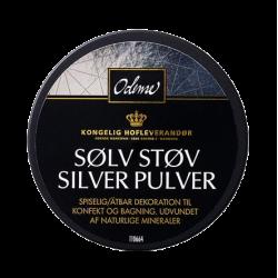Odense Sølv Støv - Glimmer 5g