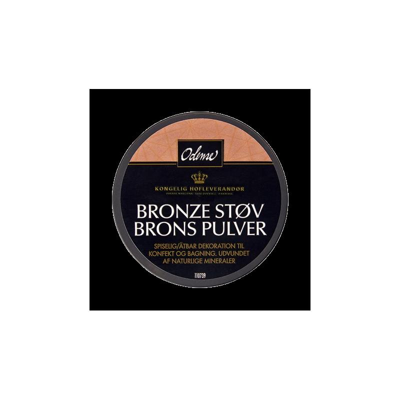 Odense Bronze Støv - Glimmer 5g