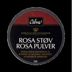 Odense Rosa Støv - Glimmer 5g