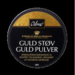 Odense Guld Støv - Glimmer 5g