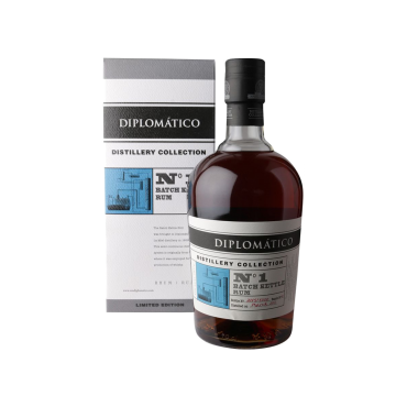 Diplomatico No. 1 Batch Kettle Destillery Collection