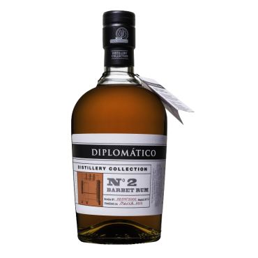 Diplomatico No. 2 Barbet Destillery Collection