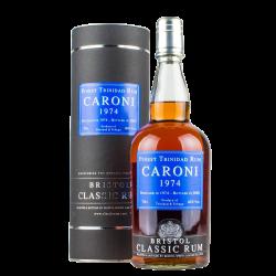 Bristol Classic Rum 1974 Caroni Trinidad Rum