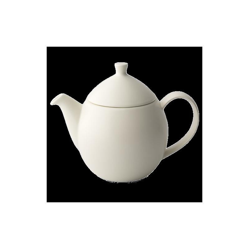 ForLife Dew Teapot 94 cl. - Natural Cotton