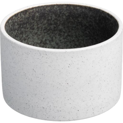 Salt skål cylinder grøn 15 cl