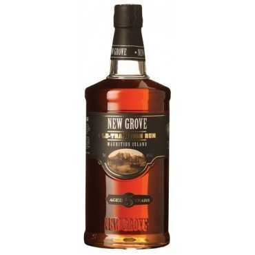 New Grove Old-tradition Rum Aged 5 years