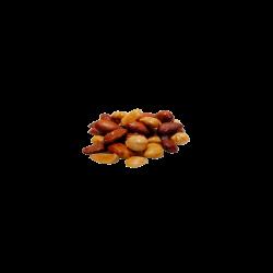 Saltristede spanske valencia mandler mix