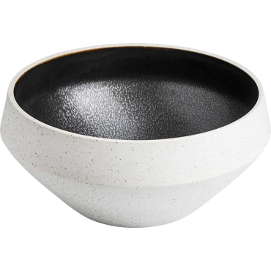 Salt skål grå ø 16,5 cm