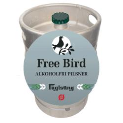 Freebird Økologisk Alkoholfri Fadøl Fuglsang