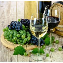 Lykkekassen med 6 fl. vin