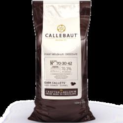 Mørk Chokolade Callebaut 70,1% 10 kg