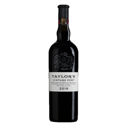 Taylors Vintage port 2018