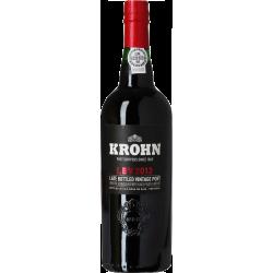 krohn late bottled vintage 2013