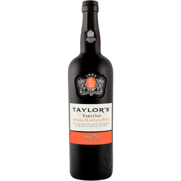 Taylors Tawny Single Harvest 1970