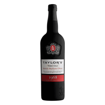 Taylors Tawny Single Harvest 1968