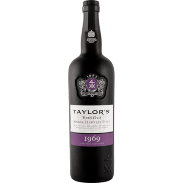 Taylors Tawny Single Harvest 1969