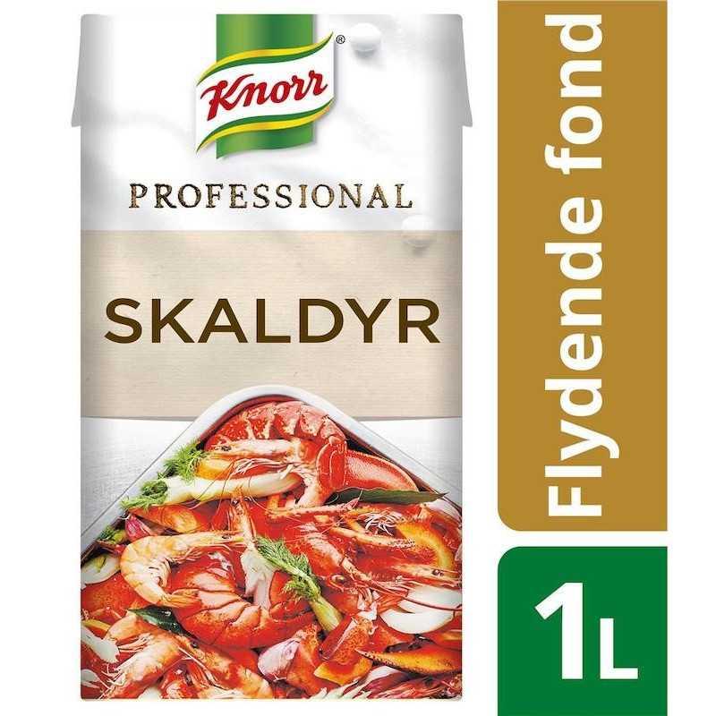 Skaldyrsfond Professionel - Knorr