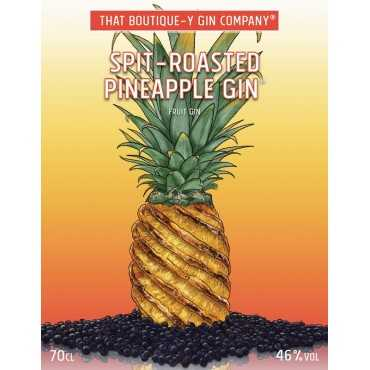 Split roasted pineapple Gin - That Boutique-Y Gin Company