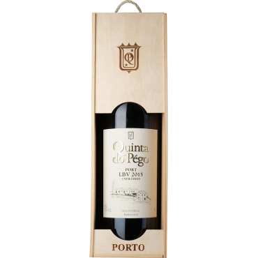 Quinta do Pégo LBV 2015 6 ltr.