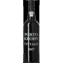 Krohn Vintage Port 2007 - Wiese & Krohn
