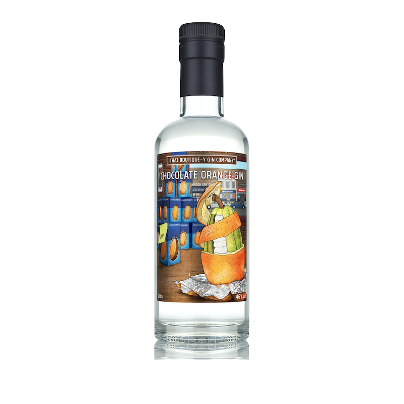 Chocolate Orange Gin - That Boutique-Y Gin Company