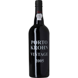 Krohn Vintage Port 2005 - Wiese & Krohn