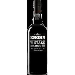 Krohn Vintage Port 2009 - Wiese & Krohn
