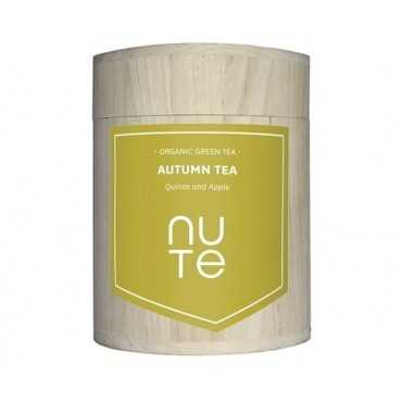 NUTE Autumn Tea - grøn te Ø, 100g.