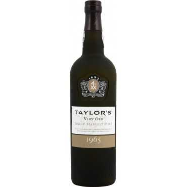 Taylor Tawny Single Harvest 1965