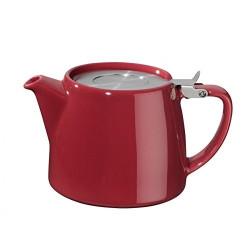 ForLife Stump Teapot 53cl. - Bordeaux