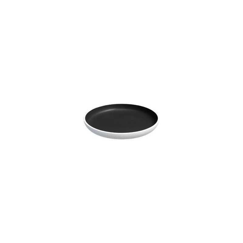 Salt tallerken grå 23cm