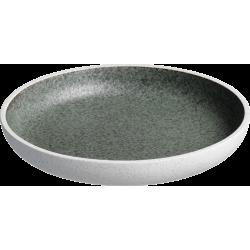 Salt tallerken grøn 20 cm Unika