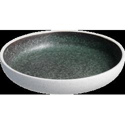 Salt tallerken grøn 17 cm Unika