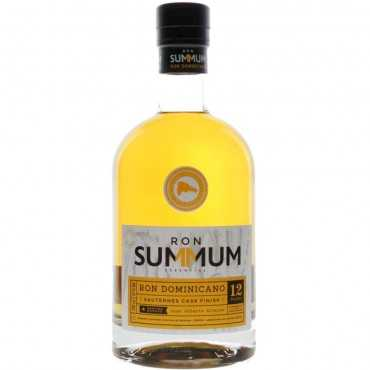 Summum Ron Dominicano Whisky Cask Finished 12 YO Rom
