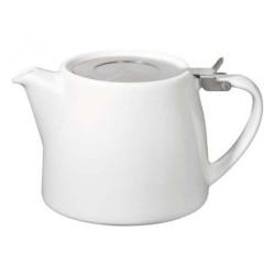 ForLife Stump Teapot 53cl. - Hvid