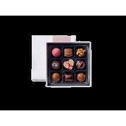 Chokoladeæske fra Ole Chokolade