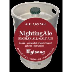 NightingAle Fadøl Fuglsang